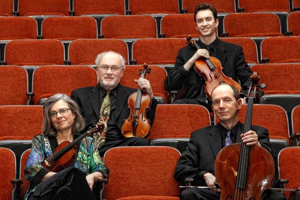 The LYDIAN Quartet