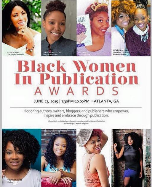 Voted one of Black Women in Publications