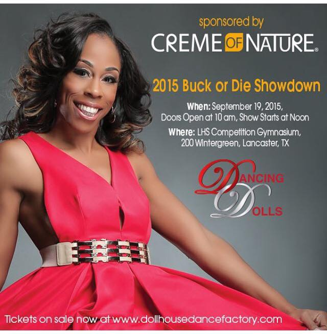 Media/Photographer for Creme of Nature!