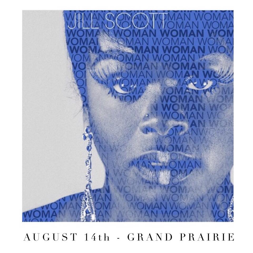 Media/Photographer for the Jill Scott Concert