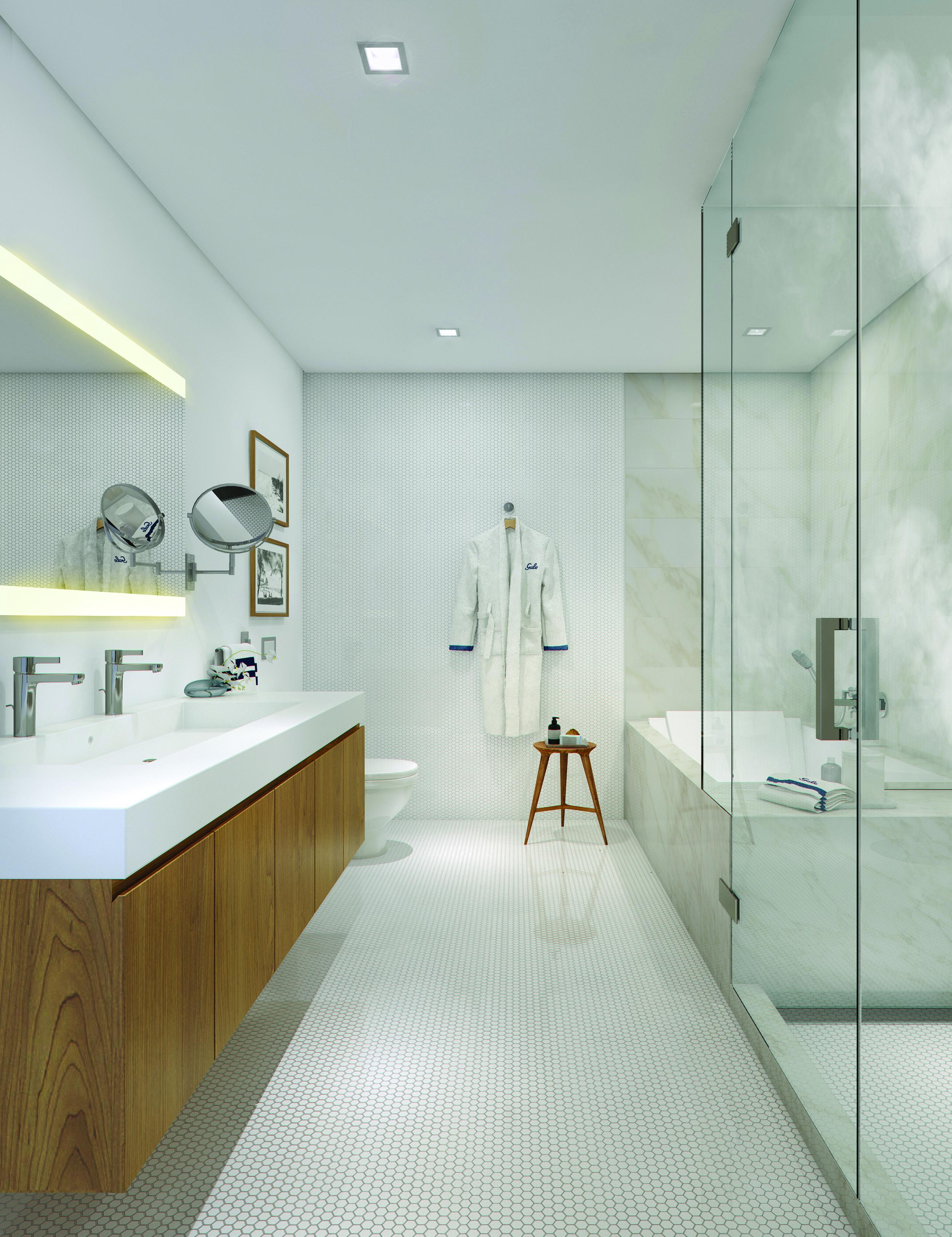 Gale Residences Ft.Lauderdale Bathroom