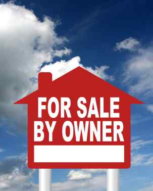 For Sale By Owner Sign (FSBO)