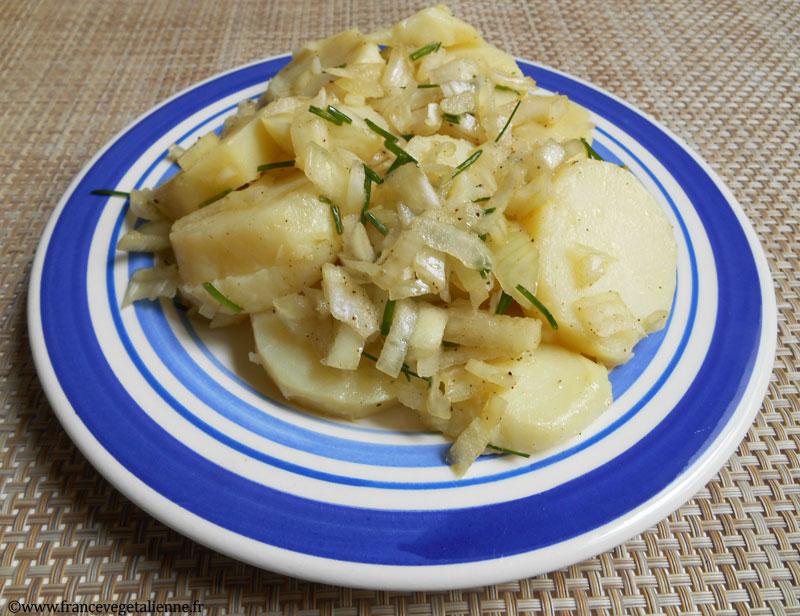 Garniture aux pommes de terre