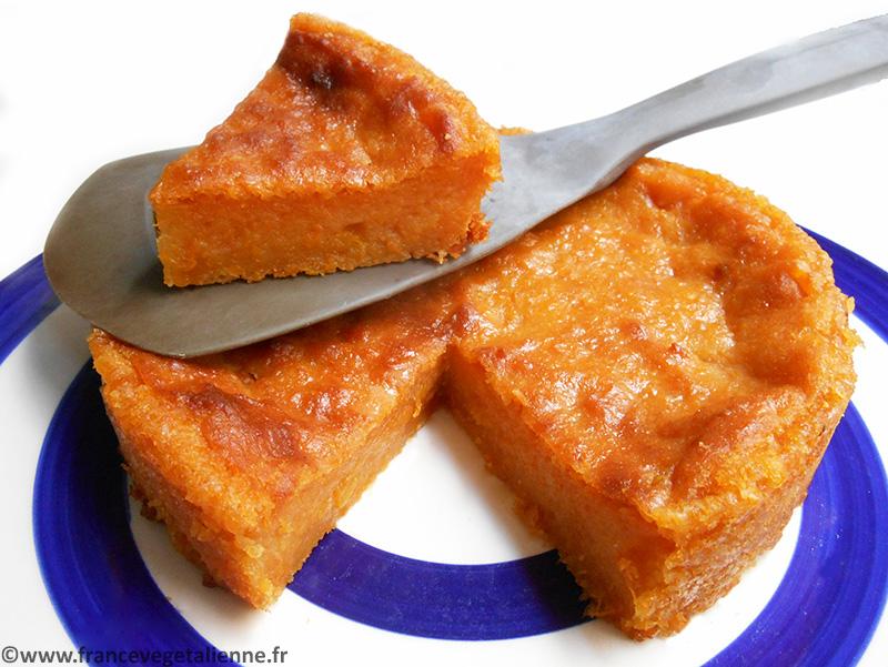 Mesturet (gâteau de courge végane)