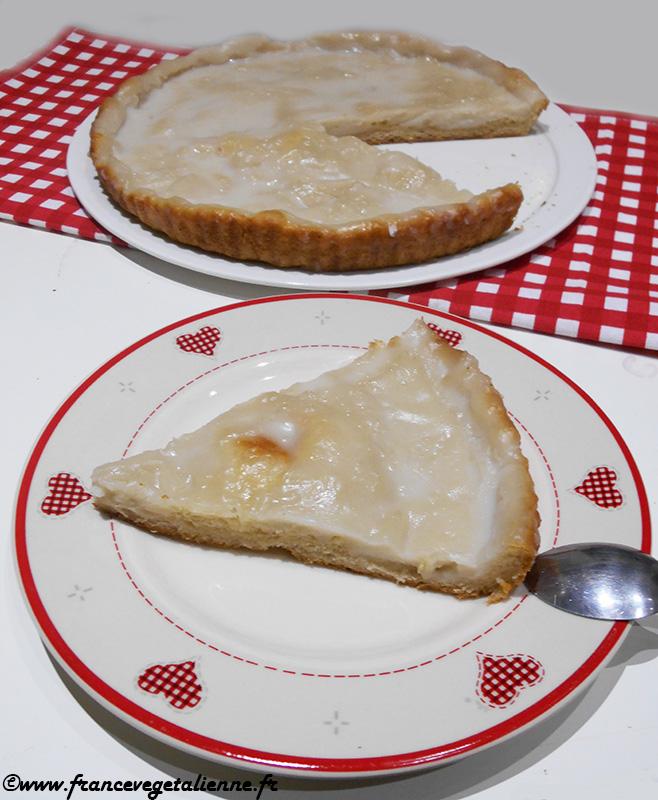 Galette de goumeau (recette végétalienne)
