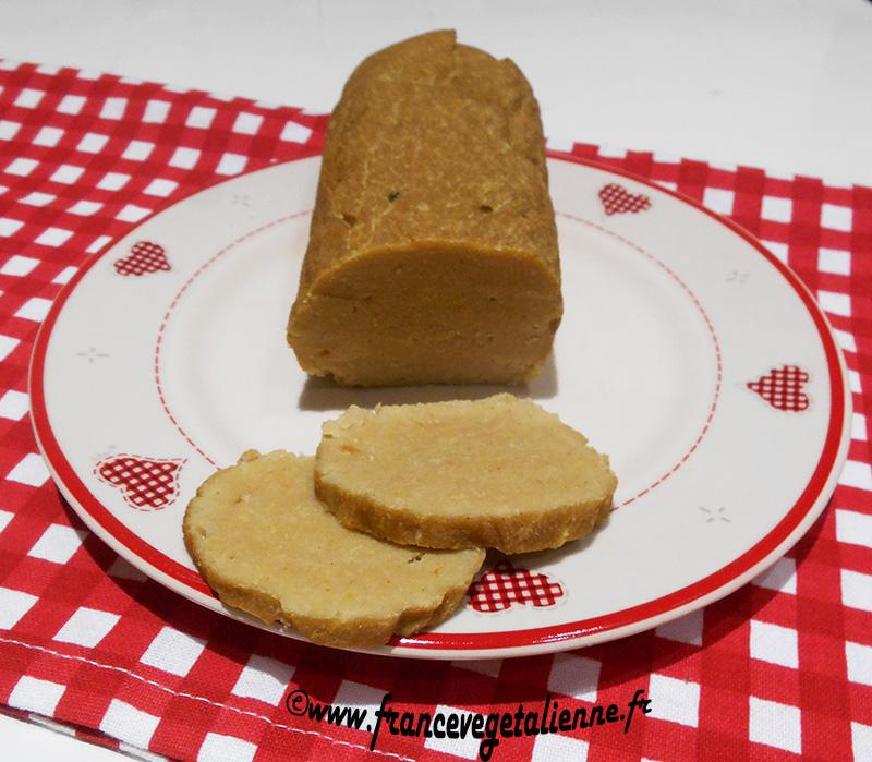 Saucisson à cuire (recette végétarienne, végane)