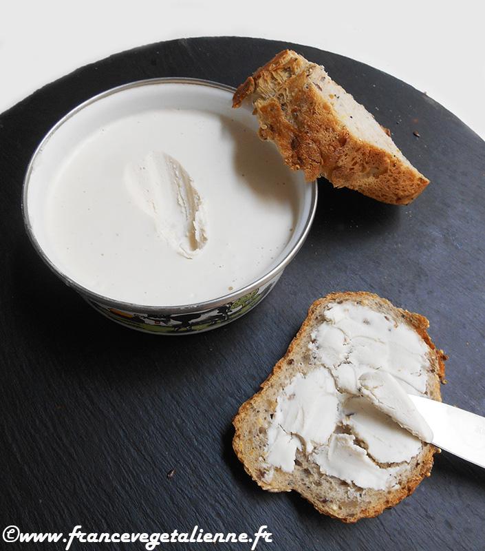 Margarine (recette végane)