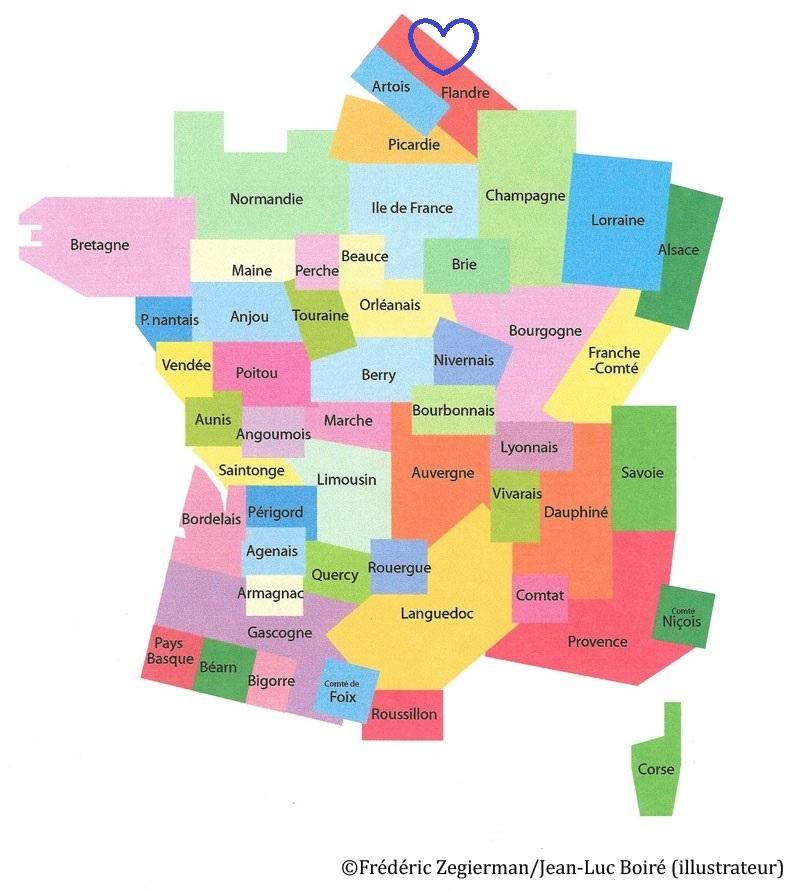 Spécilaité de Frandre et de Belgique