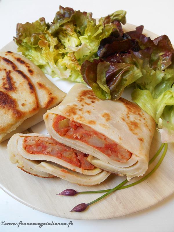 Tacos français (recette végane)