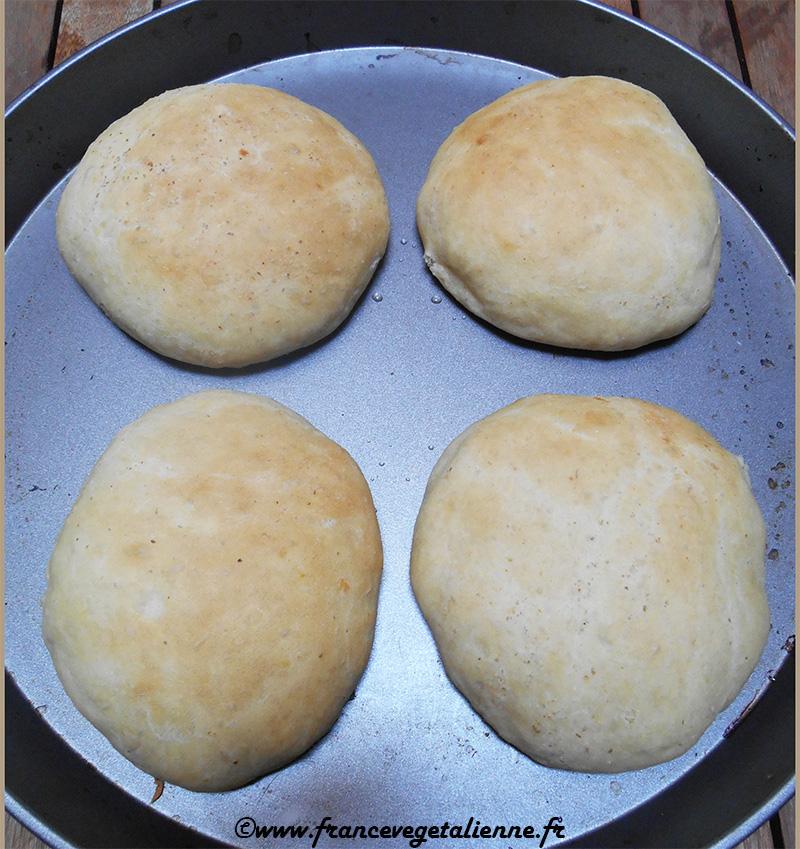 Les pains maison (recette végane)