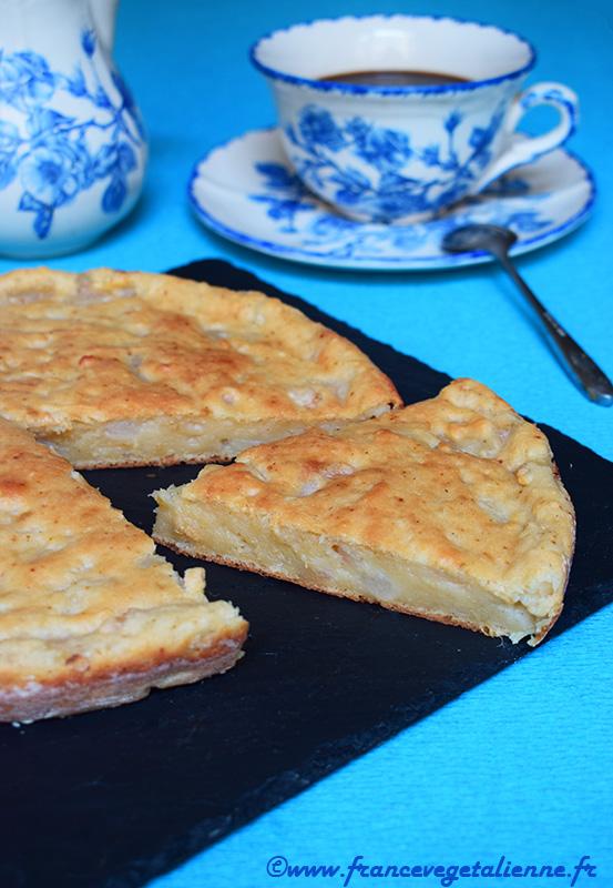 Gouéron aux pommes (recette végane)