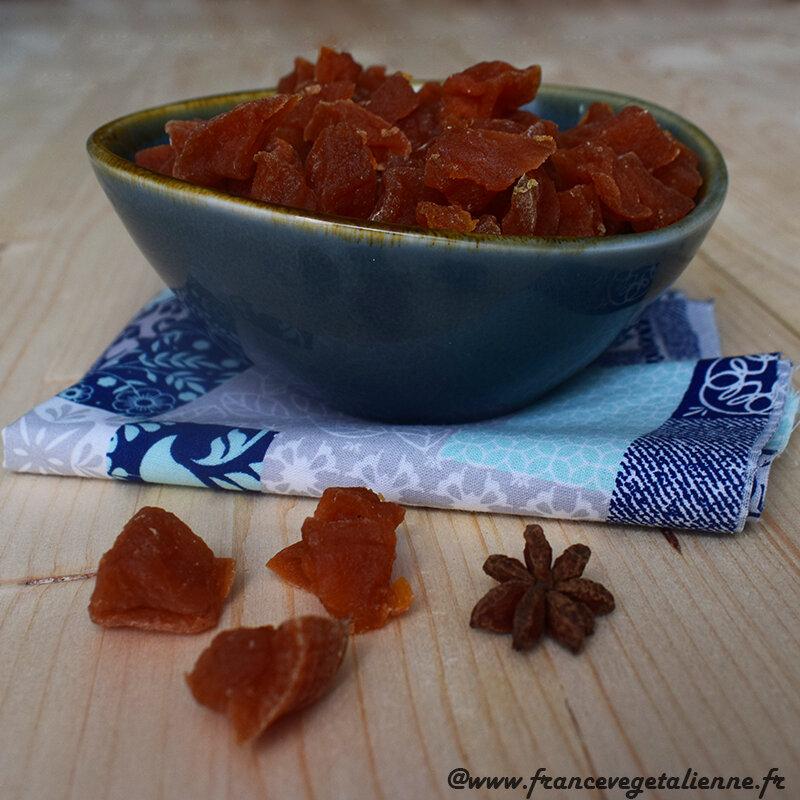 Tsukati (recette végane)