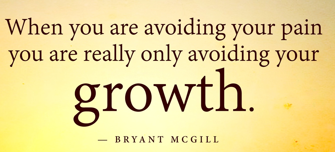 bryant-mcgill-avoid-pain-growth