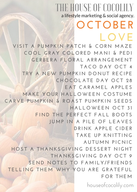 October-fun-list-lifestyle-marketing-design-graphic-agency