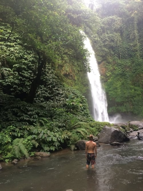 DANIEL in Bali