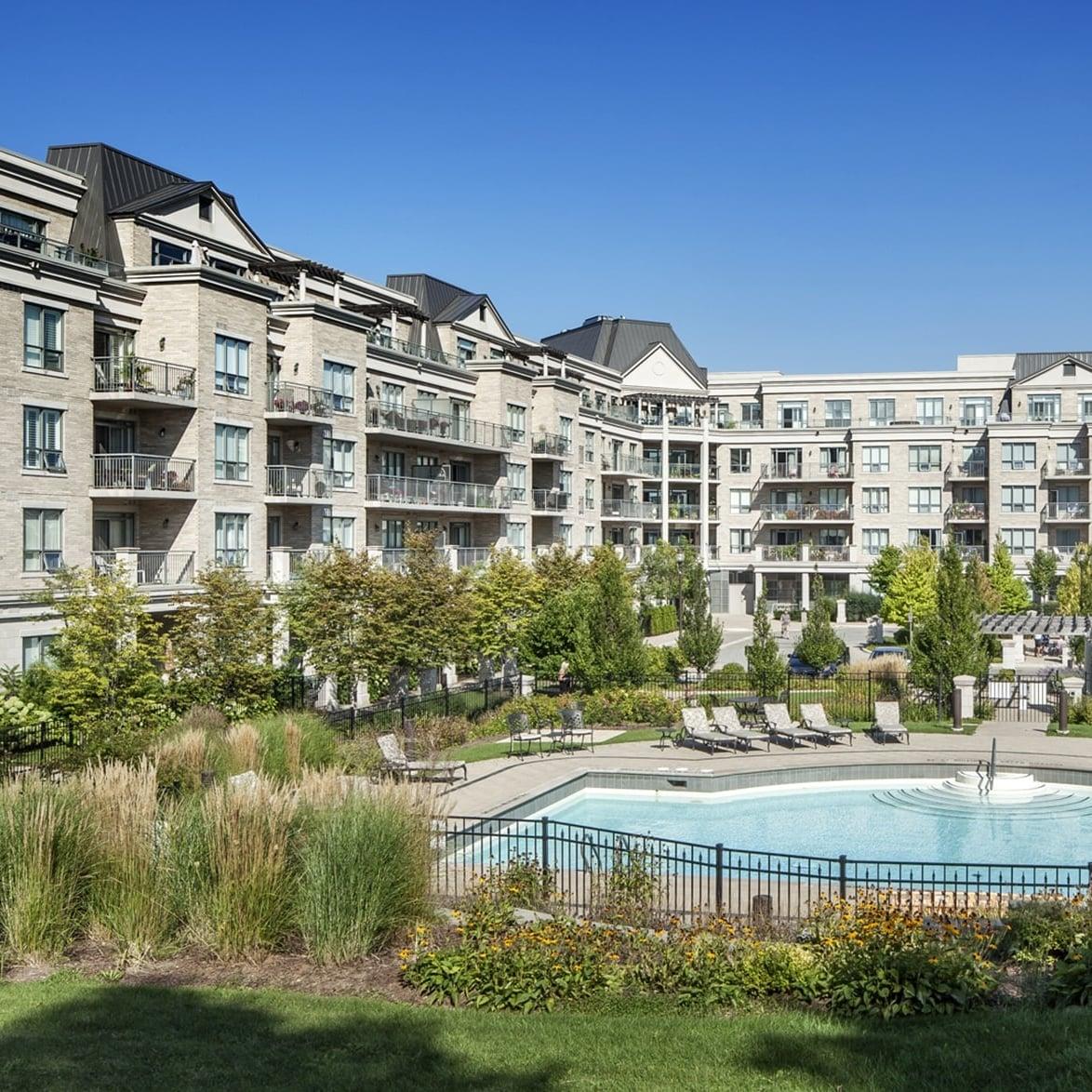 2010: Ridgewood I Condominiums - Aurora, Ontario