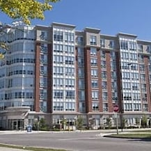 2007 - Pickering City Centre Retirement Residence - Pickering, Ontario