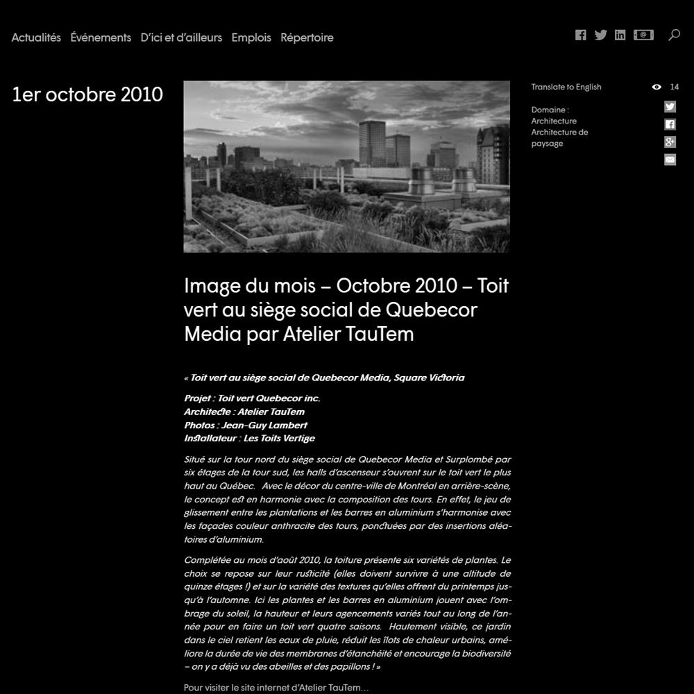 Kollectif, 01/10/2010