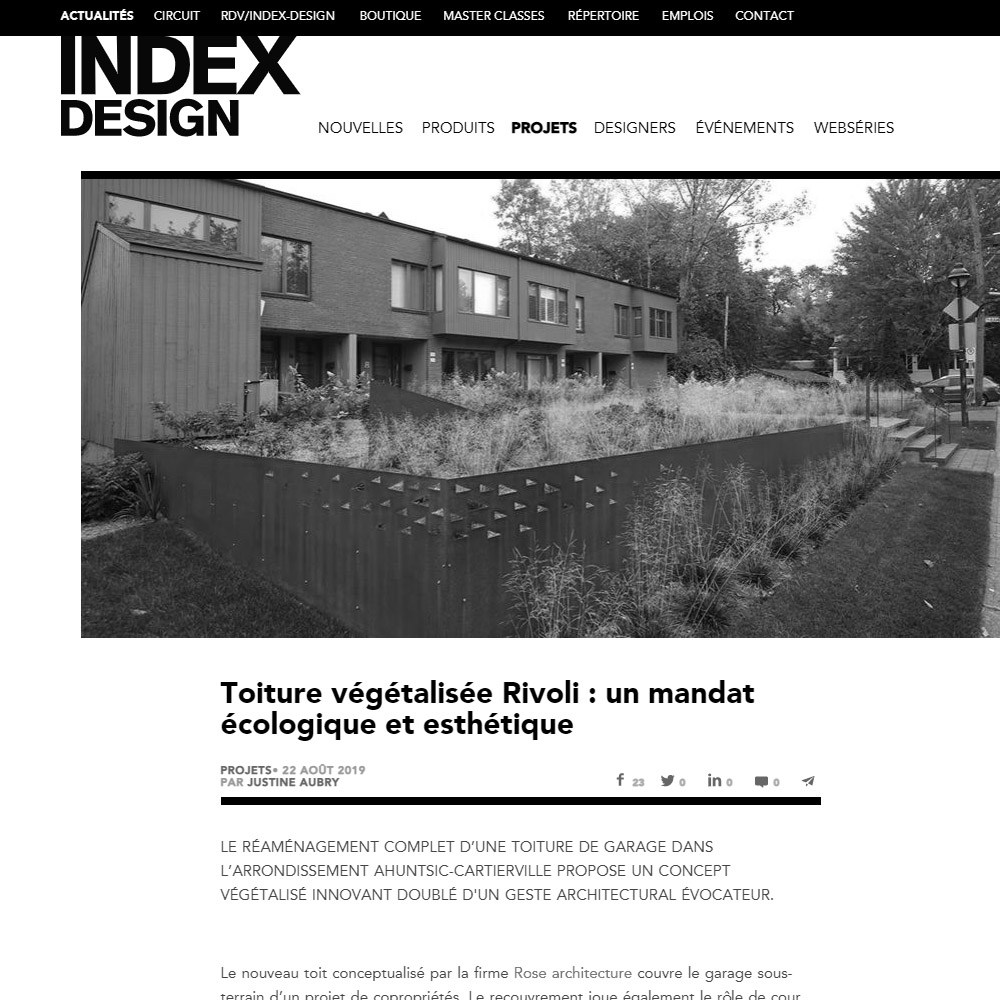 Index-Design août 2019