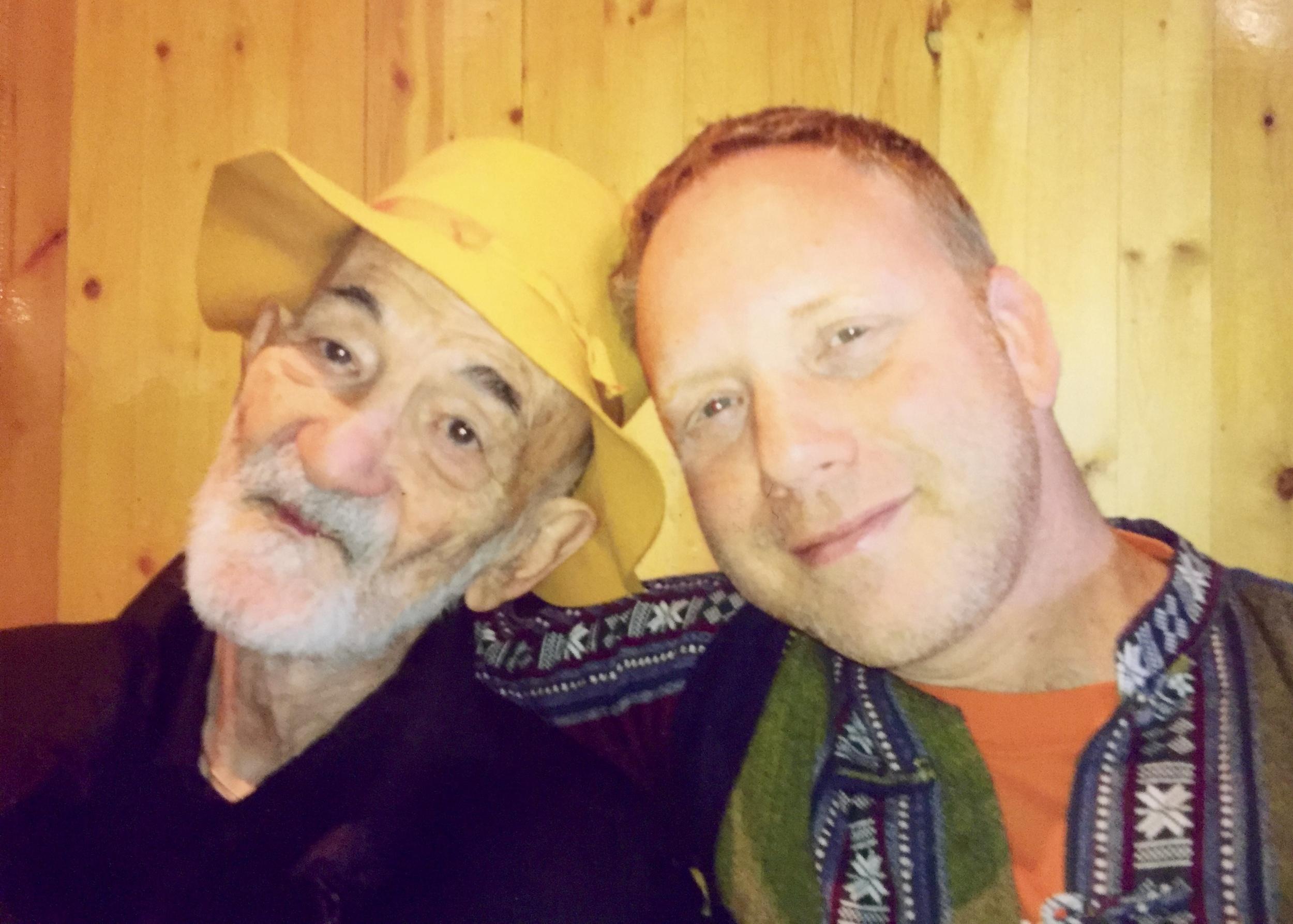 Remy and Seth, 2011  Image: Adam Paulson