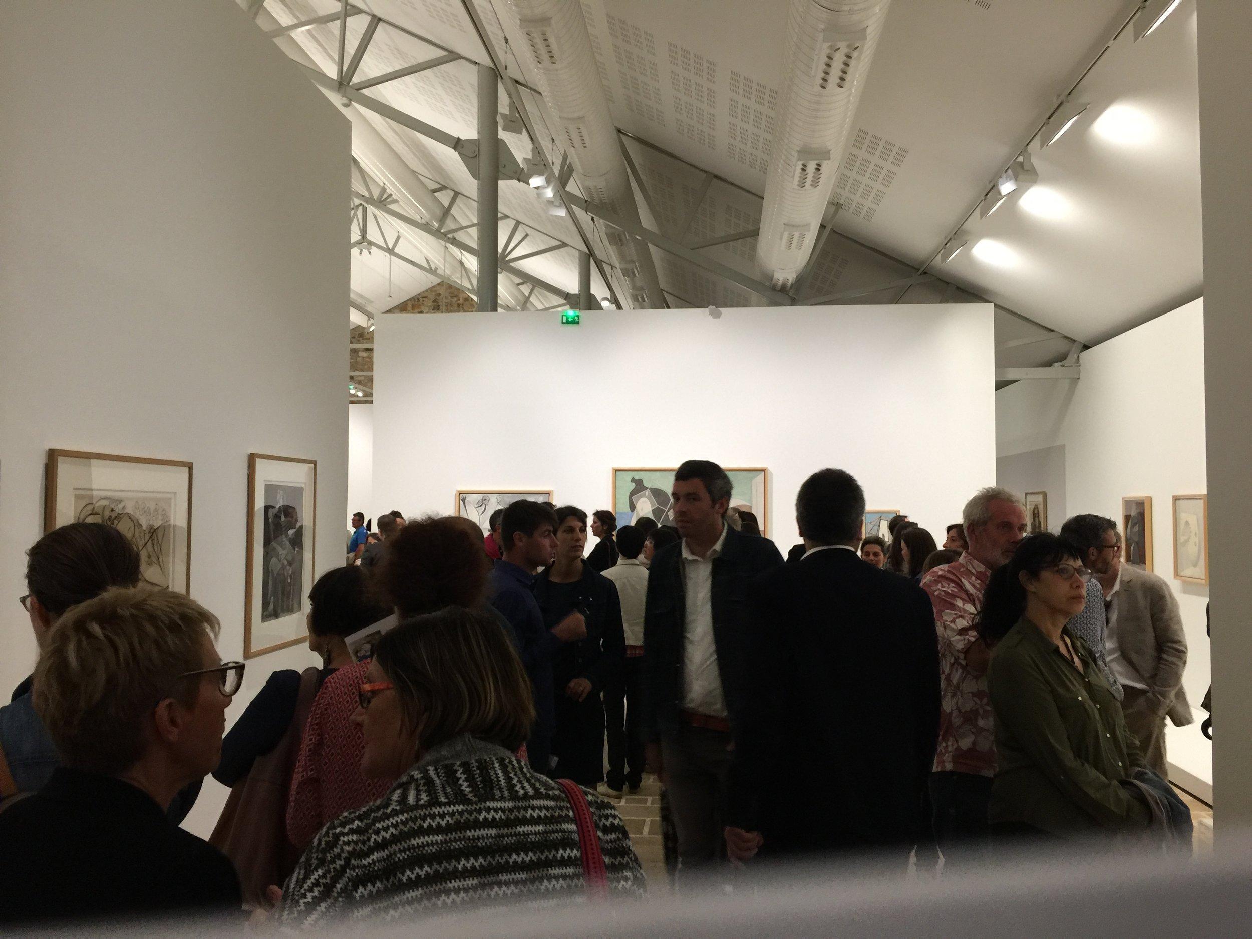 Exposition Picasso, FHEL, Capucins, Landerneau le 24 juin 2017