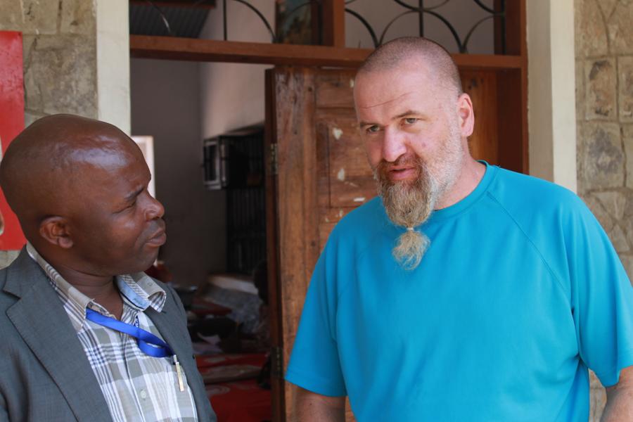Mark O'Sullivan            The Cedar Foundation Tanzania Country Director