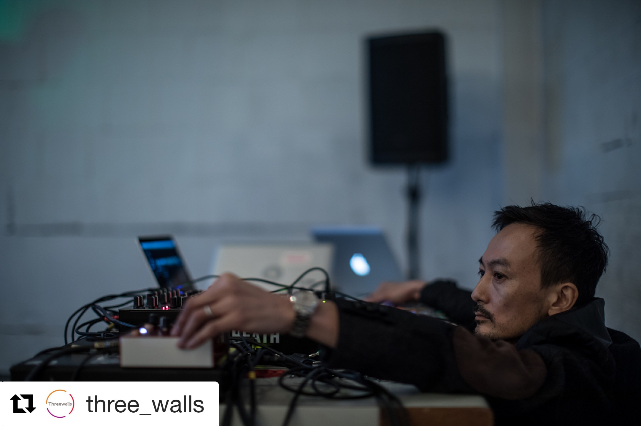#Repost @three_walls  MAY 24th | 7pm     Begin your Chicago House Music Festival weekend with us at Threewalls.  .  Join us for an evening of experimental sounds with Kikù Hibino, Allen Moore and Distributed Autonomous Organization .     More details in our Bio. Please RSVP! #housemusic #kikuhibino #allenmoore #distributedautonomousorganization #experimentalart #chicagoart #chicagoartist #threewalls