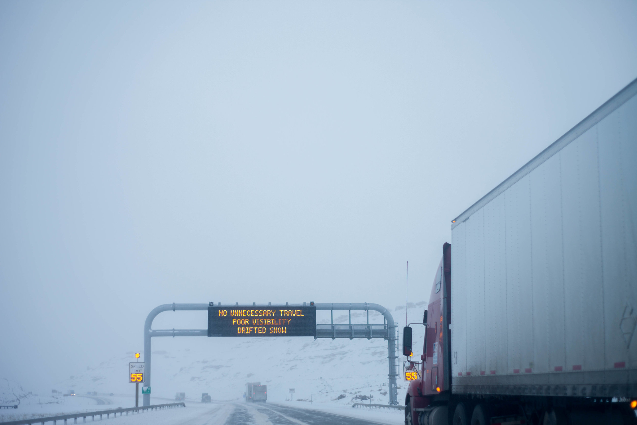 What exactly is unnecessary travel? Driving to Salt Lake City for a huge powder day?