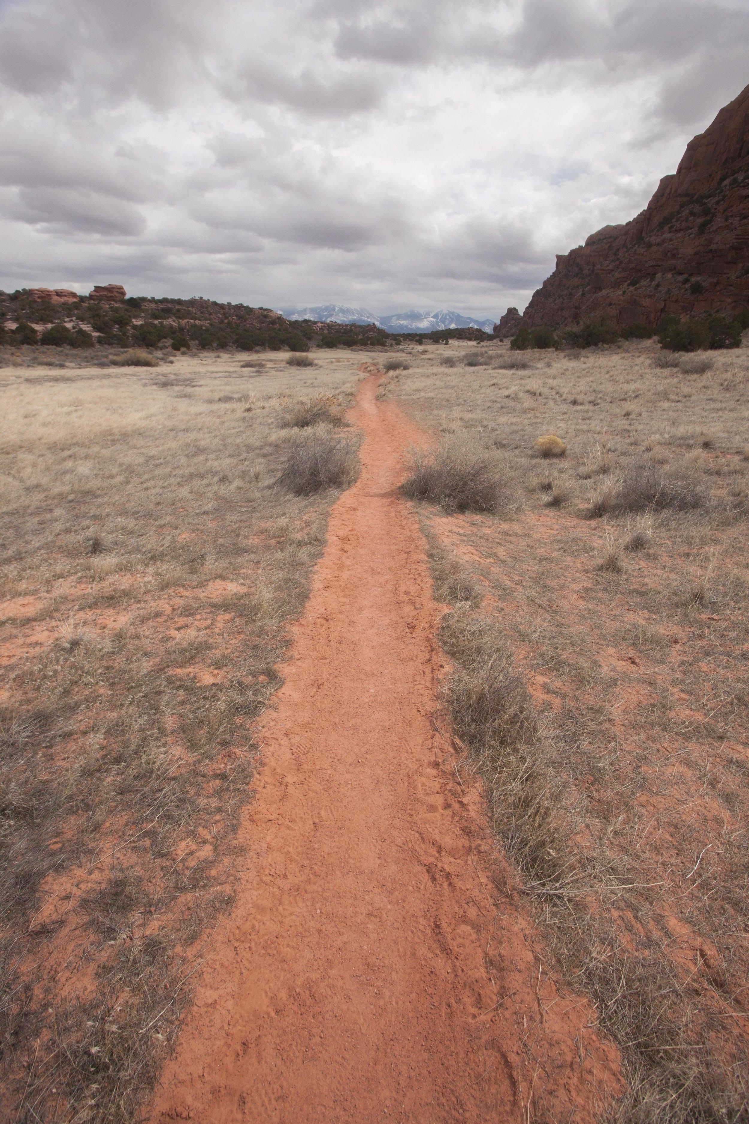 Hidden Valley, Moab