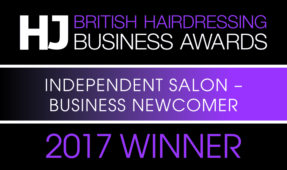 BHBA Independent Salon ΓÇô Business Newcomer Winners Logo17.jpg