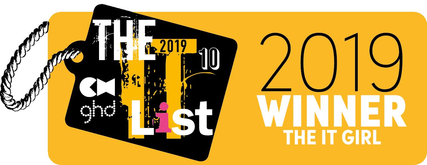 THE IT LIST 2019_WINNER_THE IT GIRL.png