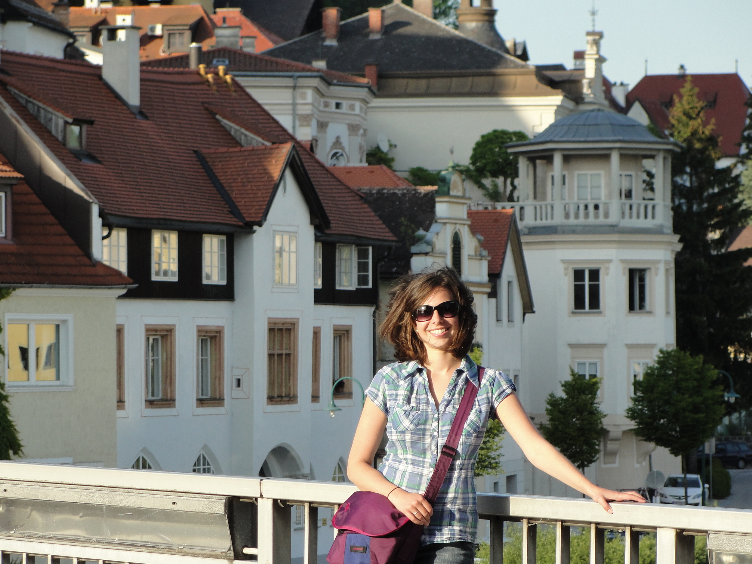 My 2012 Personal Pivot Journey. Here I am in western Austria.