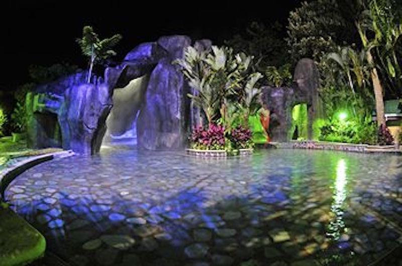 The Disneyland of hot springs!