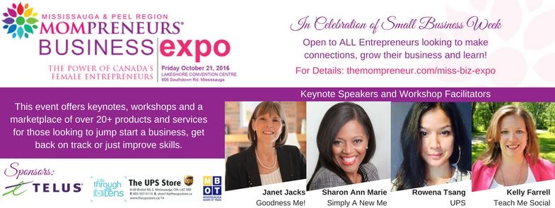 MomPreneurs Business Expo