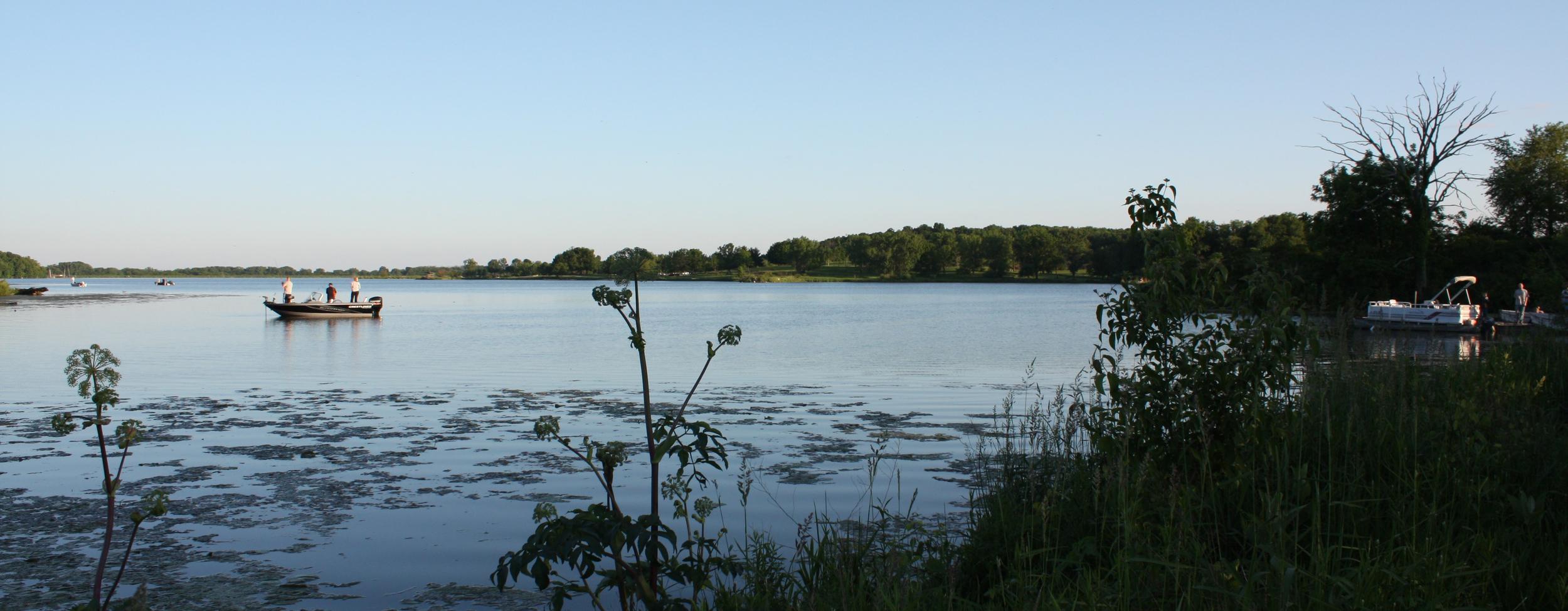 BEAUTIFUL - NATURAL - SHABBONA LAKE STATE PARK