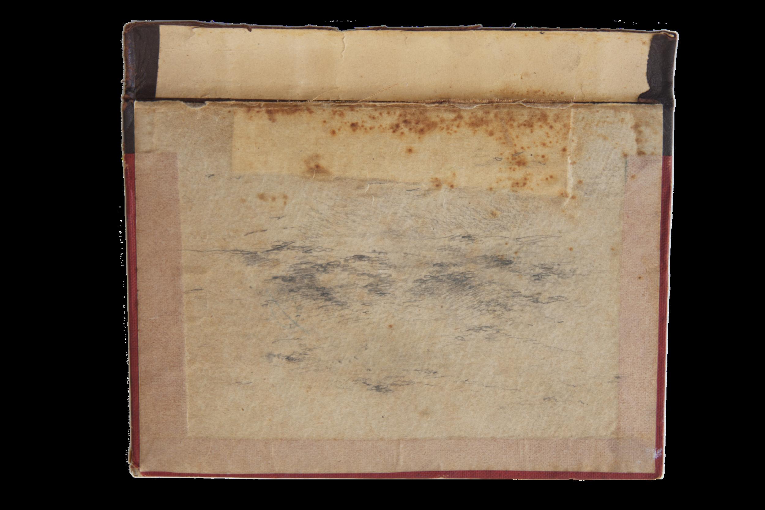 LN_23, 5 x 20 cm_Grafito sobre tapa de libro_ 2015.png