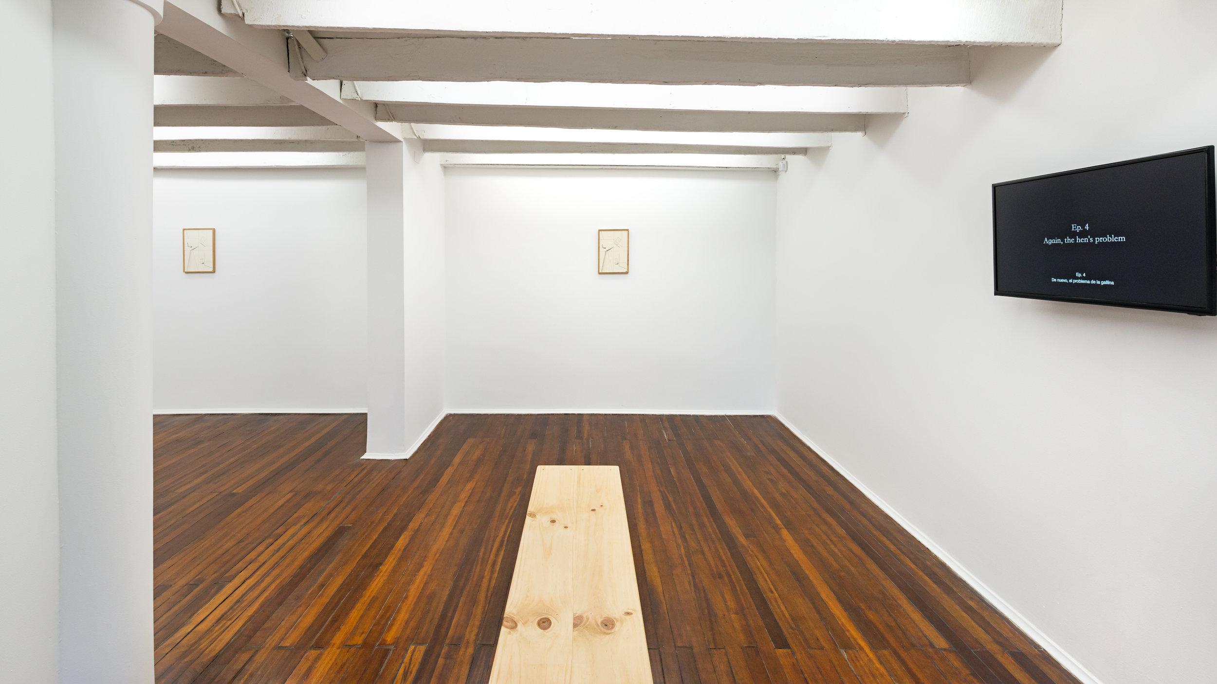 Copy of Historias son fantasmas de dominio público, Carlos Alfonso, 2017, Gallery View