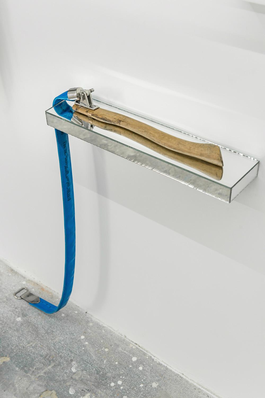 Juan Betancurth, 'Tocador', assemblage, 31.4 x 34.6 x 4.3 in, 2018