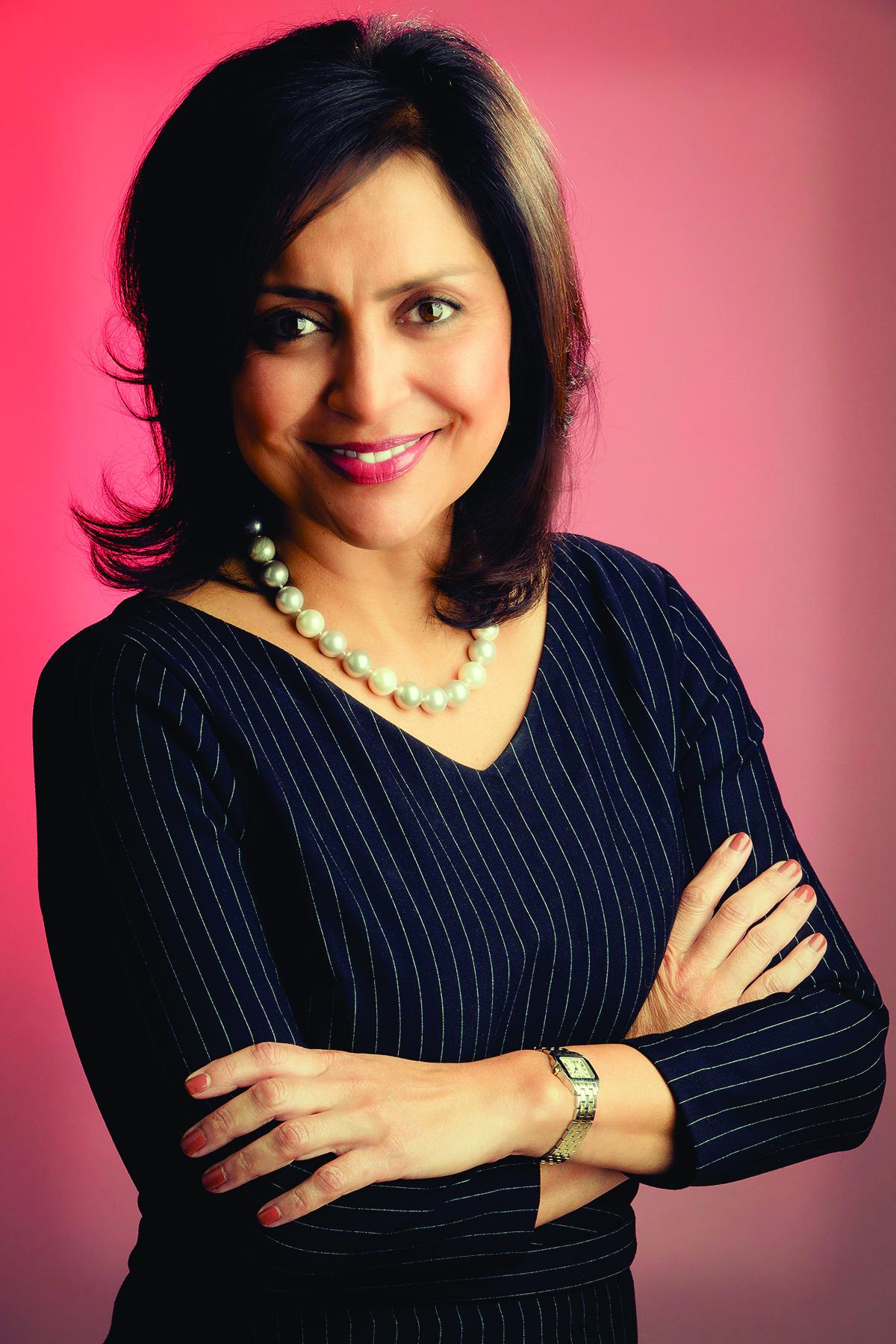 Sujata Chaudhry '88