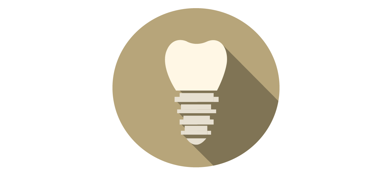 Gilbreath Dental can provide dental implants to replace missing teeth and prevent bone loss.