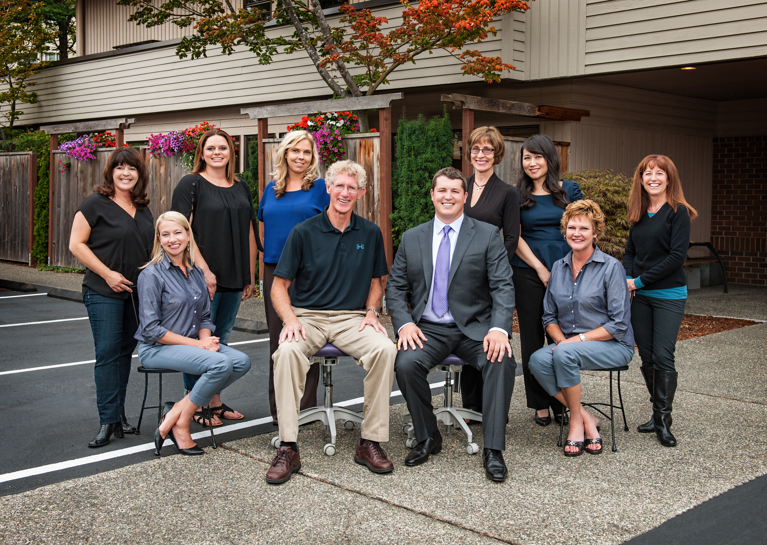 Meet the caring, compassionate team at Gilbreath Dental in Burien, WA.