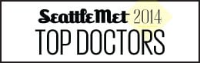 Gilbreath Dental has been awarded Seattle Met Top Dentist 2014.