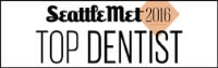 Gilbreath Dental has been awarded Seattle Met Top Dentist 2016.