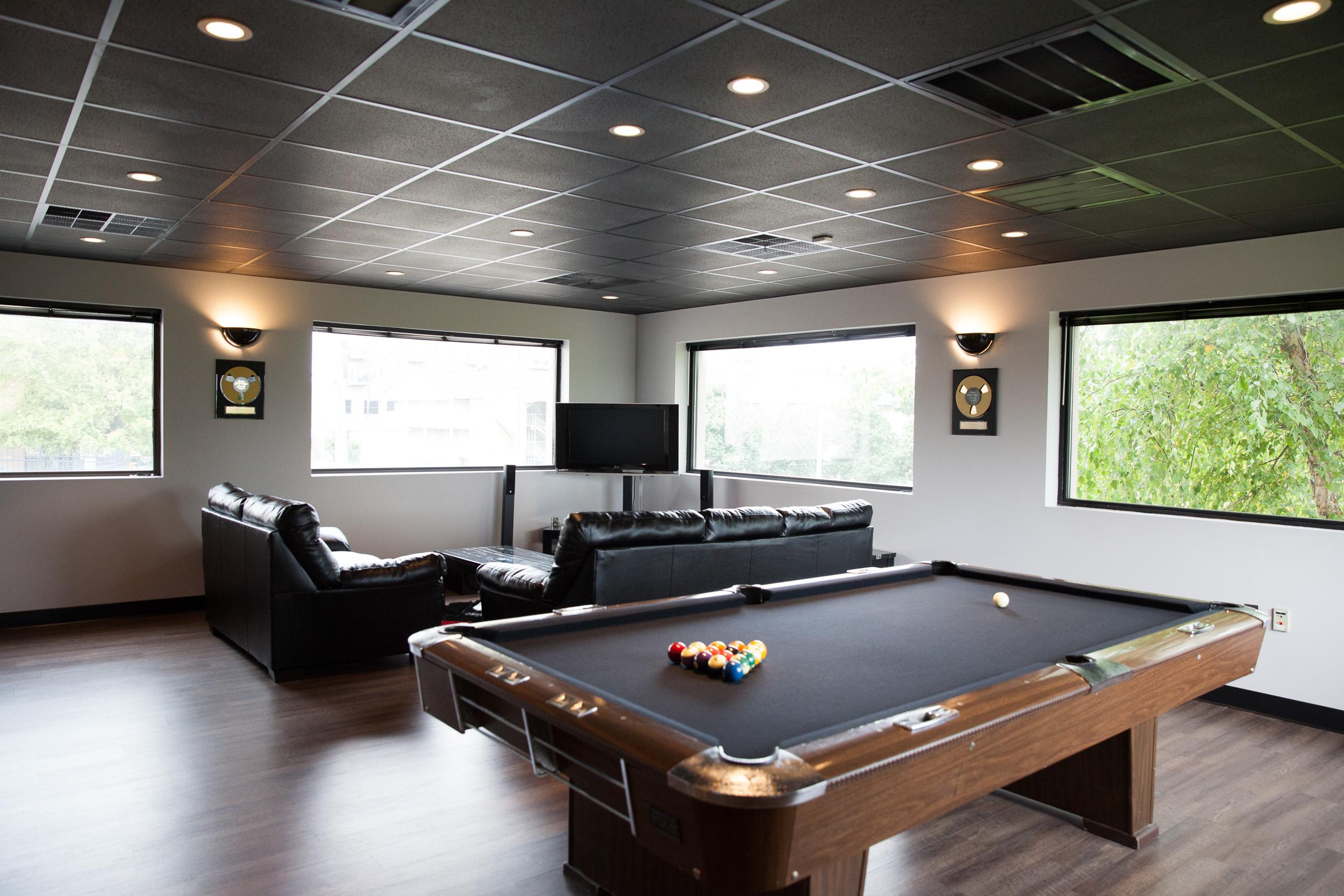 Recording Studio Lounge