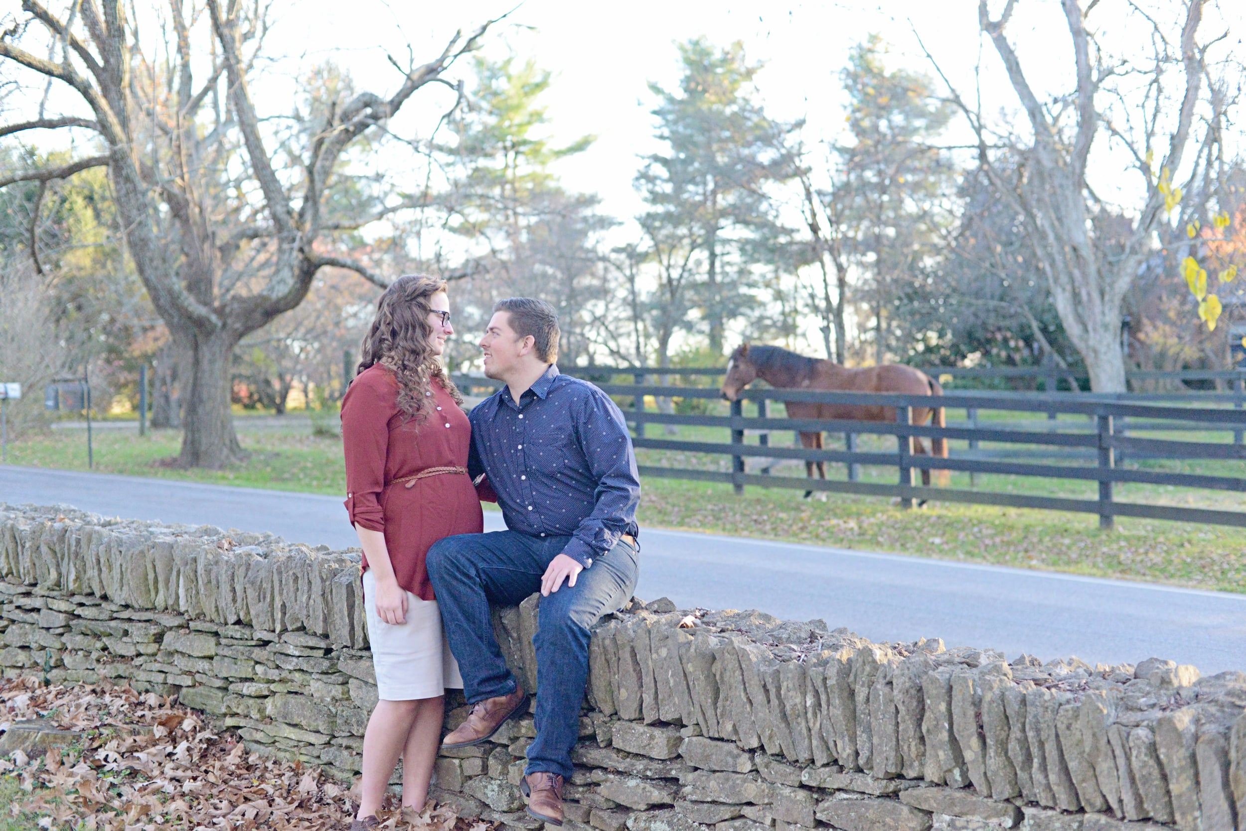 KM Russell Photography Engagement