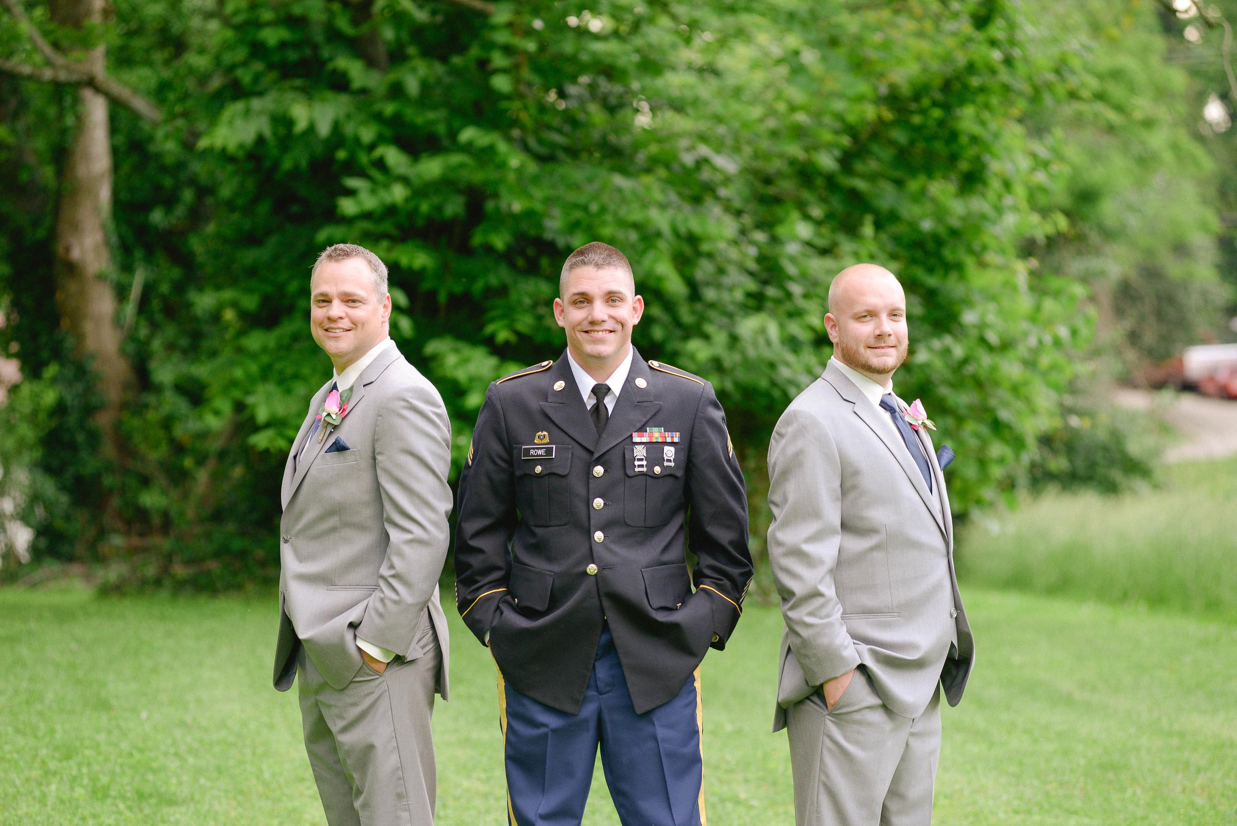 Kentucky groom