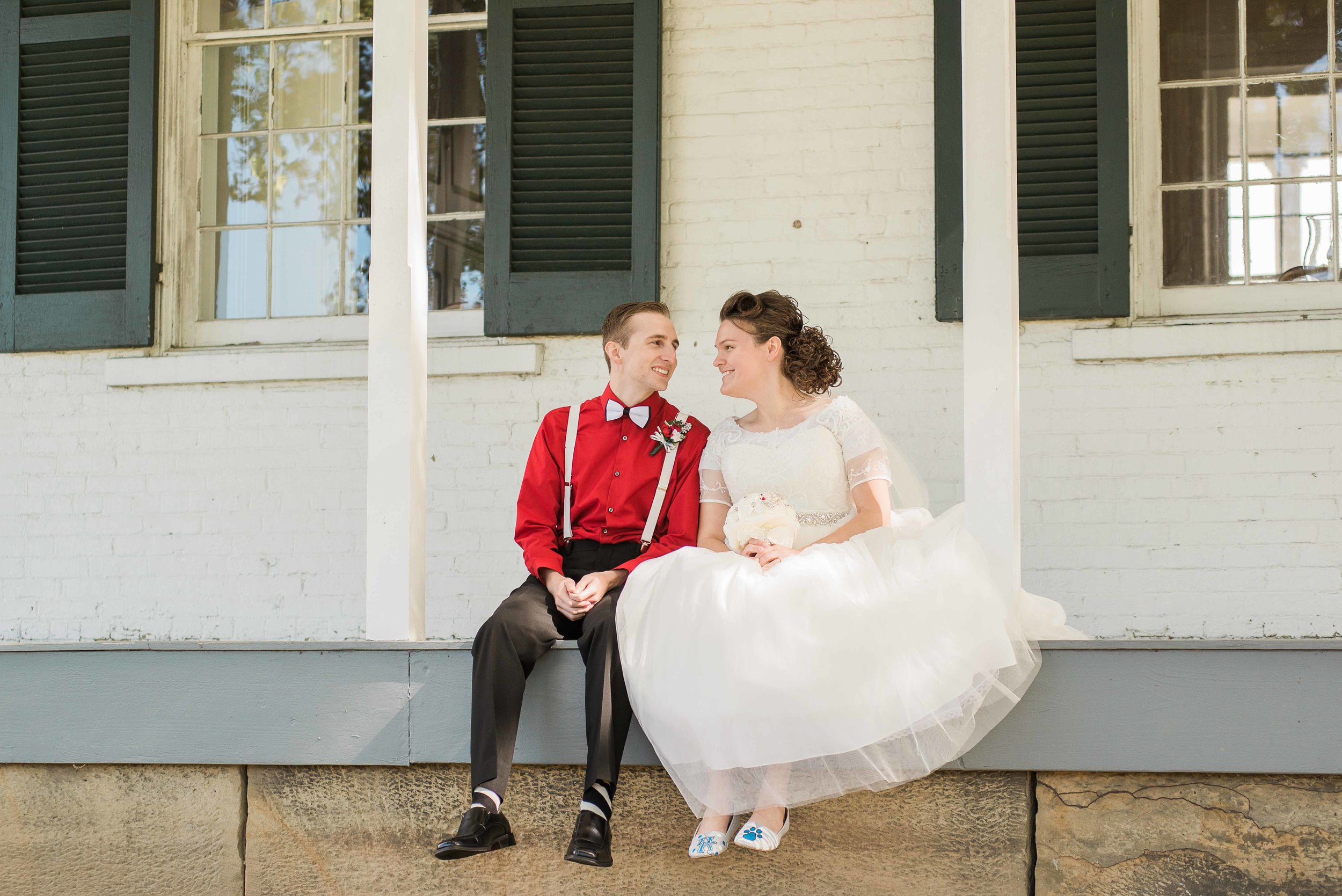 McConnell House wedding