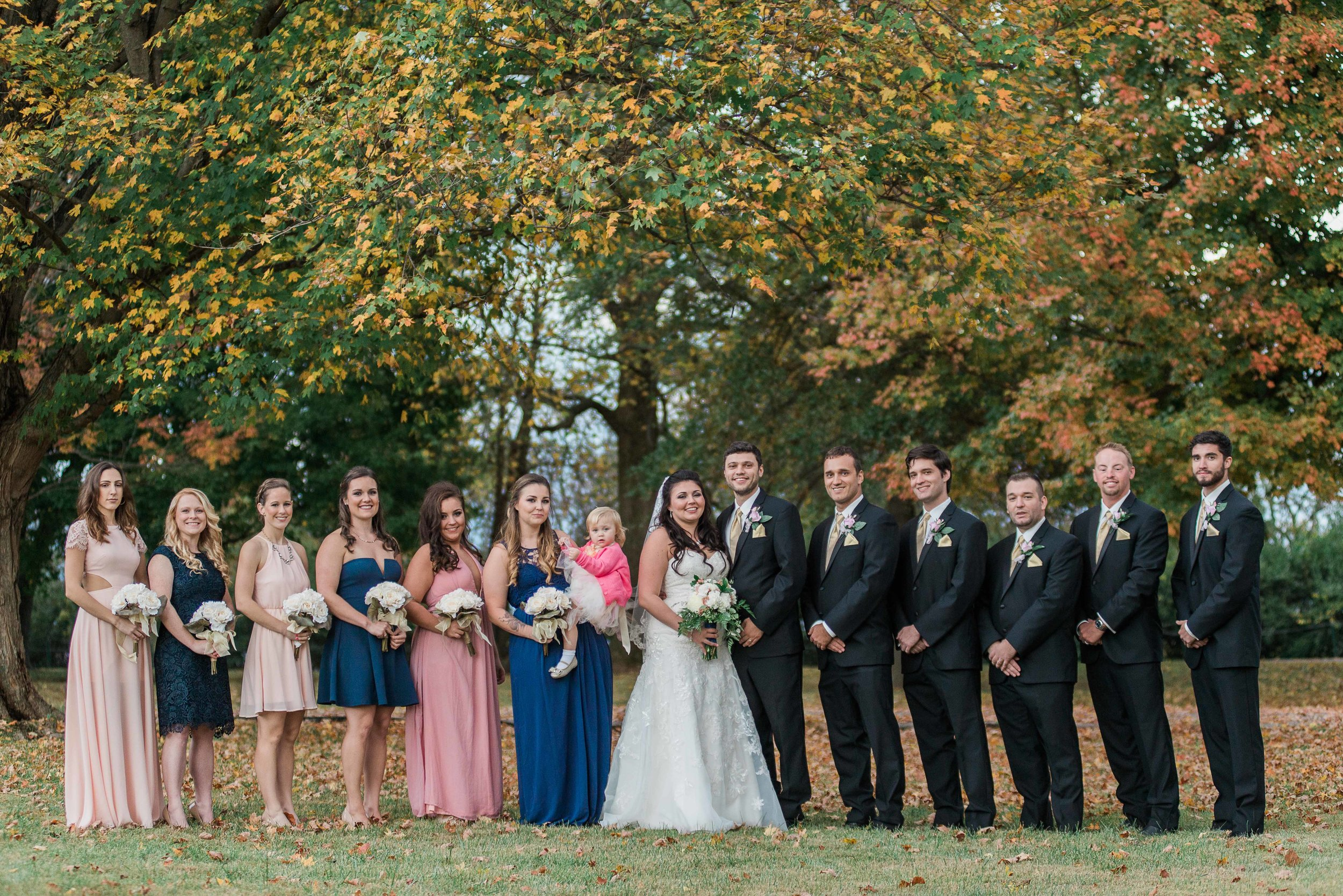 Pigeon Forge wedding photographers