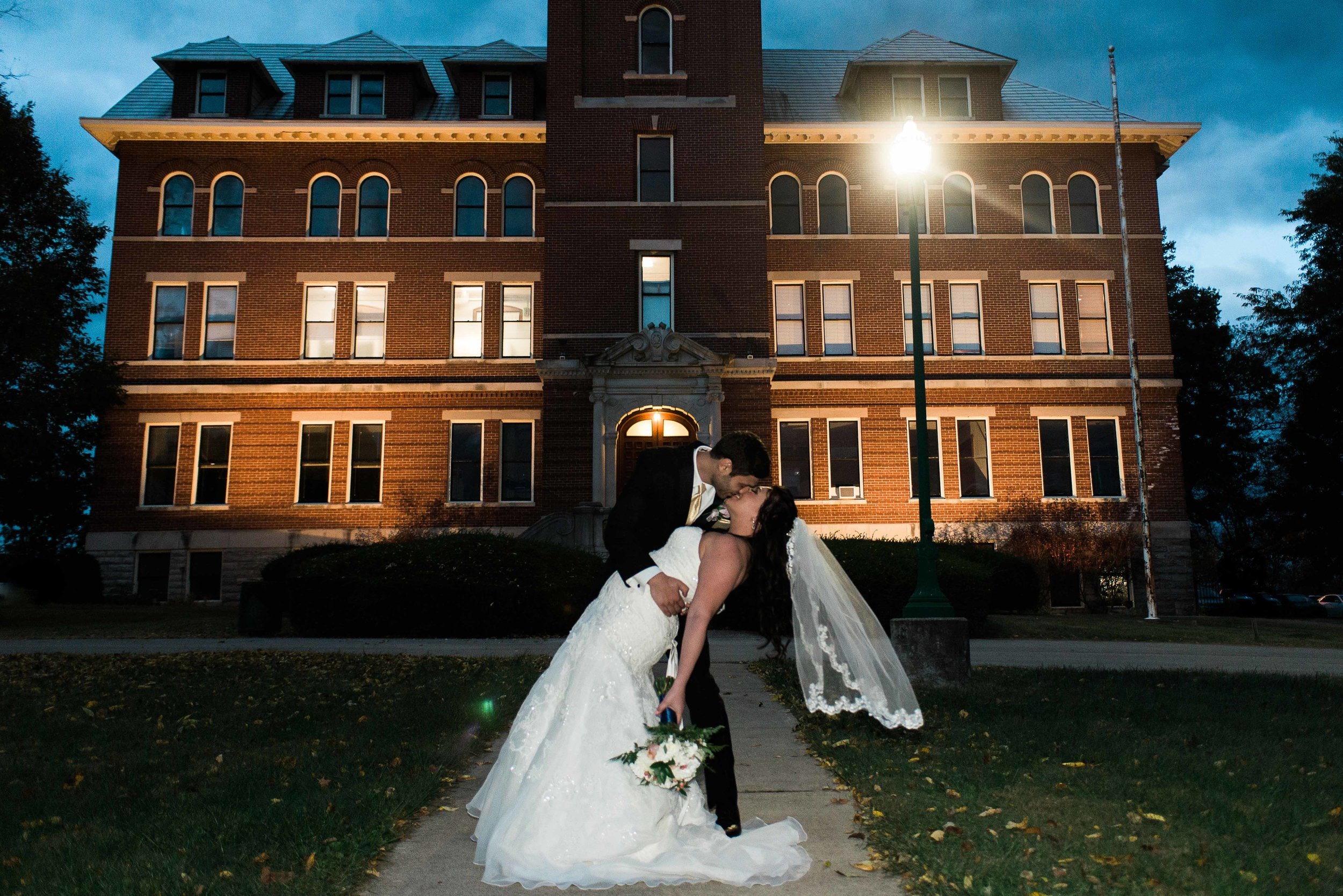 Lexington, KY wedding photography