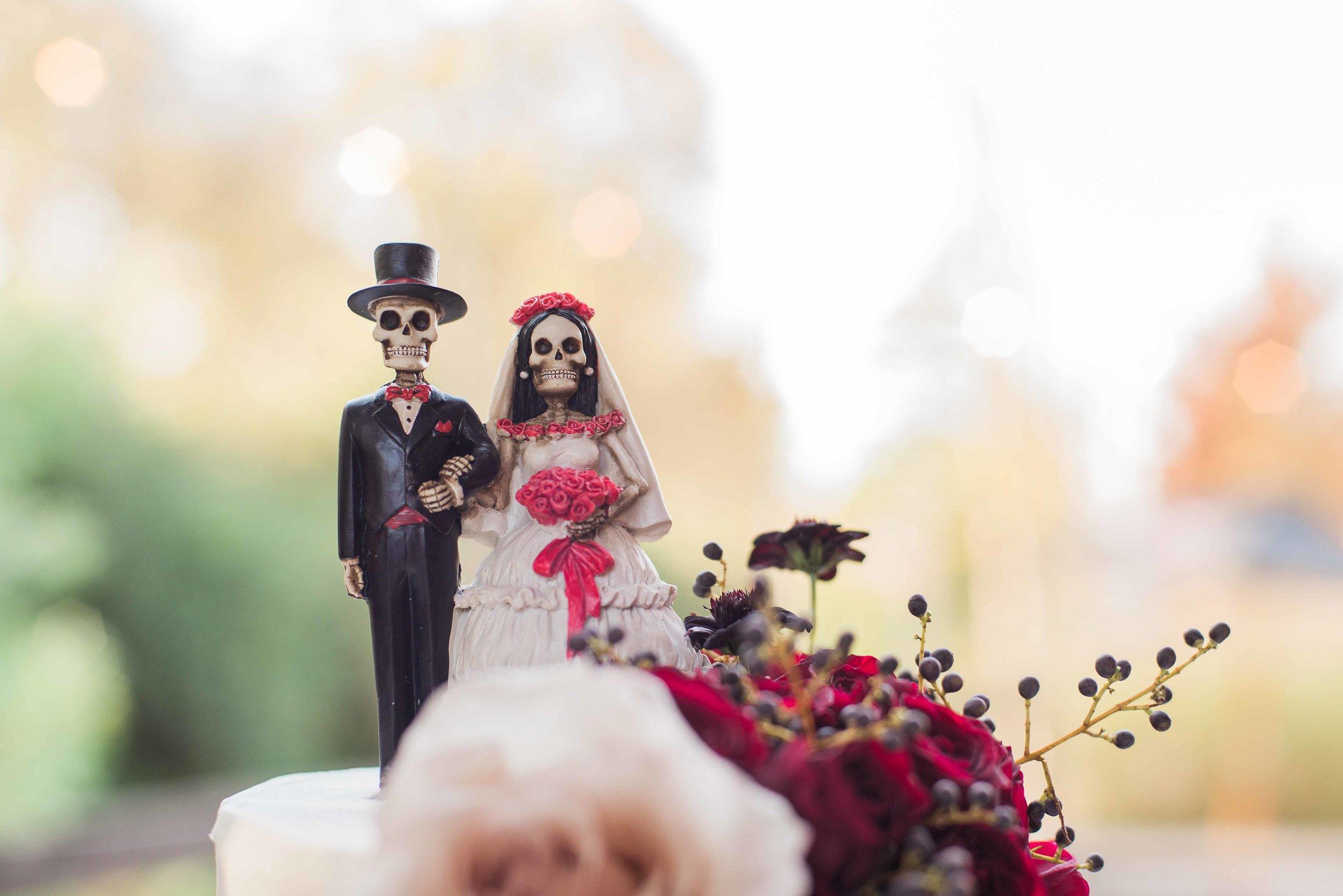 Halloween wedding, Lexington, KY